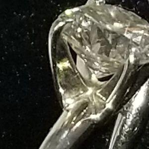 2 caret diamond ring